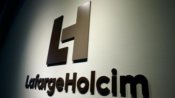 LafargeHolcim expects sales growth of 3 to 5 percent in 2019