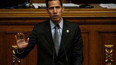 Venezuela: Guaido appelle l'Europe à intensifier les sanctions contre le régime de Maduro