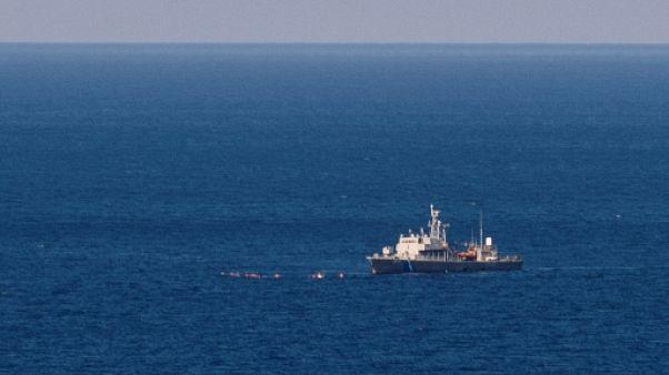 Grèce: un bateau de migrants coule, trois morts dont deux enfants