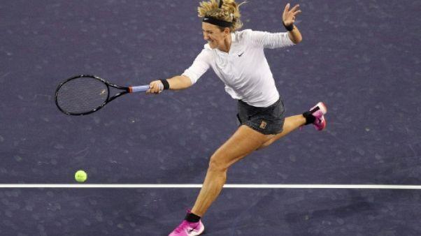Tennis: retrouvailles Victoria Azarenka/Serena Williams à Indian Wells