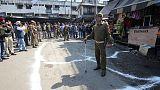 الشرطة: انفجار في جامو وكشمير يسفر عن مقتل شخص وإصابة 29