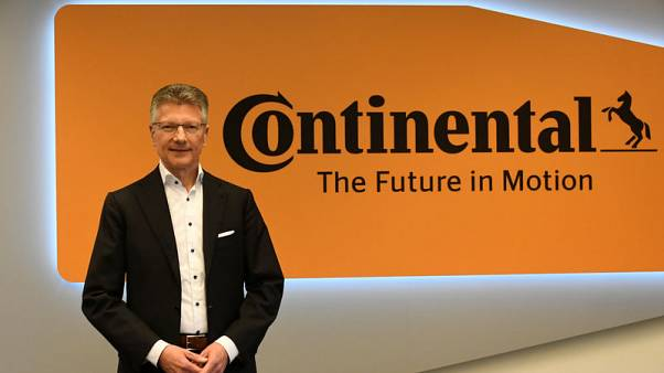 Continental AG's full-year earnings hit by electric investments, downturn