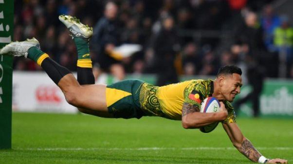 Rugby: Folau envisage le VII pour les JO-2020