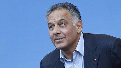 Roma president furious over VAR decision