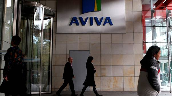 Aviva FY operating profit up two percent after life insurance boost
