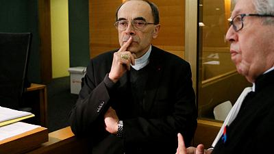French cardinal convicted of failing to act on sex abuse allegations