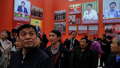 In sensitive year for China, warnings against 'erroneous thoughts'