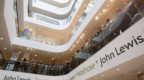 John Lewis owner 2018 profit falls 45 percent, sees challenging 2019