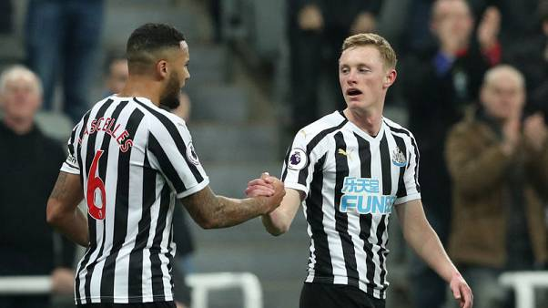 Newcastle's Longstaff likely to miss rest of season with injury