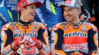 Moto: Marquez et Lorenzo attendus au tournant au Qatar