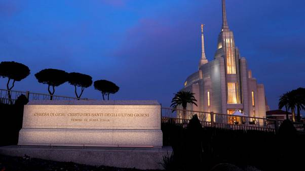 In Catholic Rome Italy's Mormons get their first temple