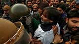 India holds Kashmir separatists under law allowing imprisonment without charge