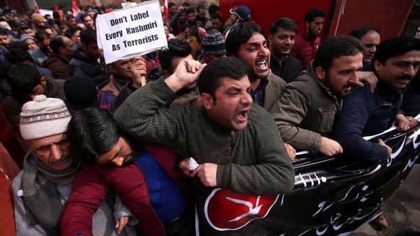 Leader of hardline Hindu group in India defends beating of Kashmiris