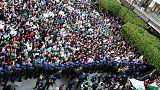 """بوتفليقة يحذر من أن """"اختراق"""" الاحتجاجات قد يسبب الفوضى"""