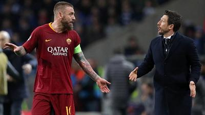 Champions: Roma rientrata, niente tifosi