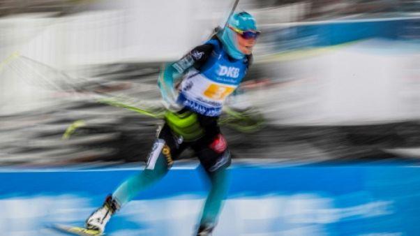 Biathlon: les Bleues en plein brouillard avant les Mondiaux