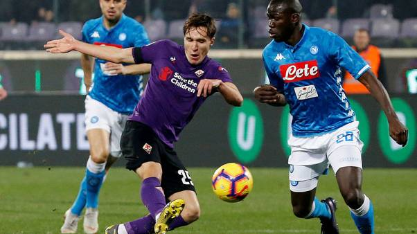 Chiesa inspires Fiorentina and gives hope to Italy