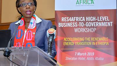 Boosting access to electricity key for Africa's development, says Economic Commission for Africa's (ECA) Songwe