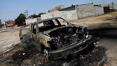 In Mexican heartland, 'bad guys' still hold sway amid bid to restore order