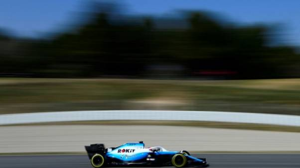 F1: Williams en chute libre