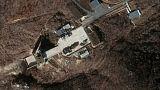 Washington optimiste malgré la reconstruction d'un site de fusées en Corée du Nord