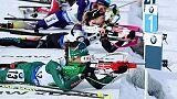 Italia apre col bronzo Mondiali biathlon