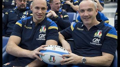 6 Nazioni: XV Italia con Bigi e Parisse
