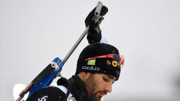 Mondiaux biathlon: la France rate ses débuts sur le relais mixte
