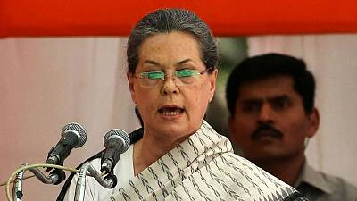 Congress matriarch Sonia Gandhi to fight Indian  polls from family bastion