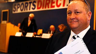 Mike Ashley to drop Sports Direct roles to run Debenhams