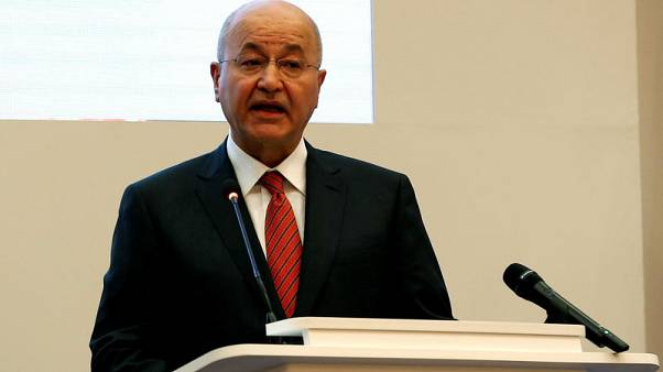Iraqi president says Islamic State foreign fighters could face death penalty - interview