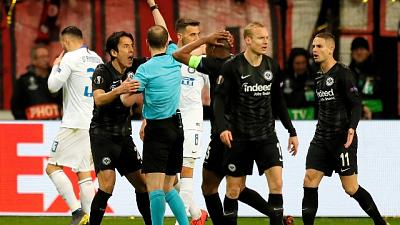 Europa League: Eintracht-Inter 0-0
