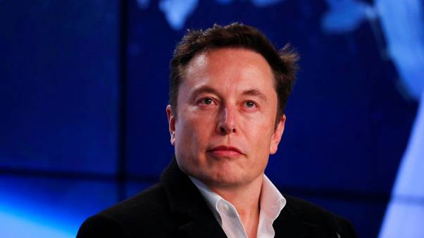 Tesla CEO Musk's security clearance under review over pot use - Bloomberg