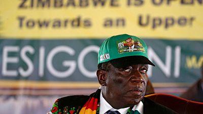 U.S. says Zimbabwe failed to make needed political, economic changes