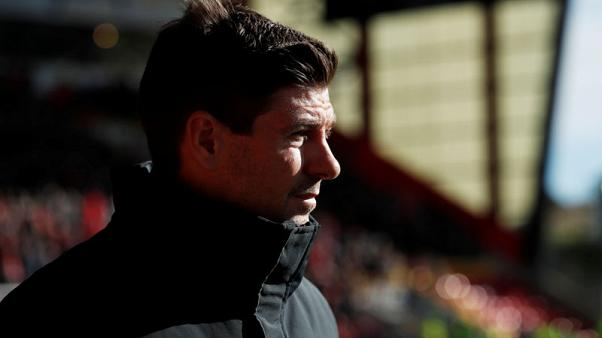 Gerrard says 'slip' pain will not ease even if Liverpool win league