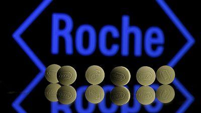 Roche gets European approval for Tecentriq combo vs lung cancer