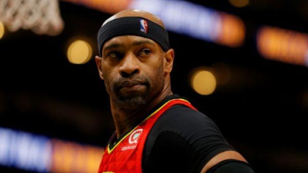 NBA: Carter, 42 ans, veut disputer une saison de plus