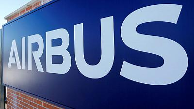 Airbus shares fall after weak set of orders