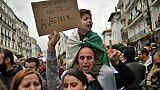 Marée humaine dans les grandes villes d'Algérie, Bouteflika refuse de céder