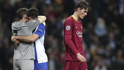 Porto-Roma, Uefa assolve arbitro e Var