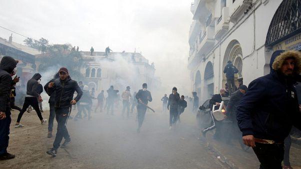 Big anti-Bouteflika protest fills Algerian capital