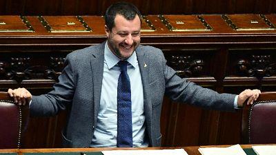 Tav: Salvini, oggi nessun vertice
