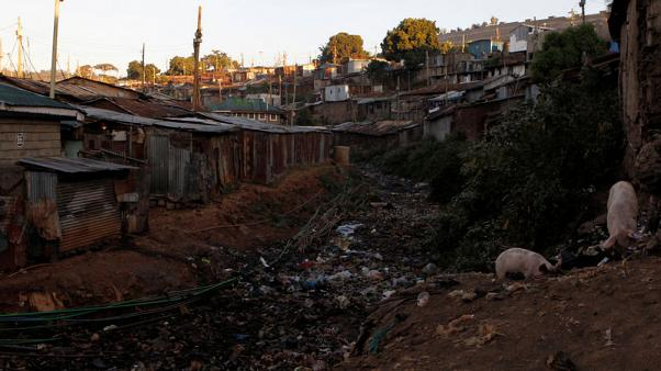 From flying toilets to 'froggers' - Kenya struggles with slum waste