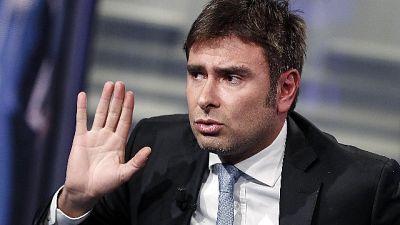 Tav,imprese Torino querelano Di Battista