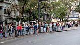 إغلاق المدارس وتعطيل العمل في فنزويلا بعد انقطاع الكهرباء في معظم أنحاء البلاد