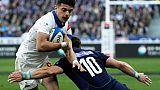 XV de France: Dupont et Ntamack face aux maîtres étalons