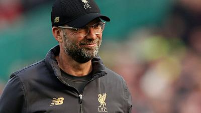 Klopp tells Liverpool fans to get good night's sleep ahead of game