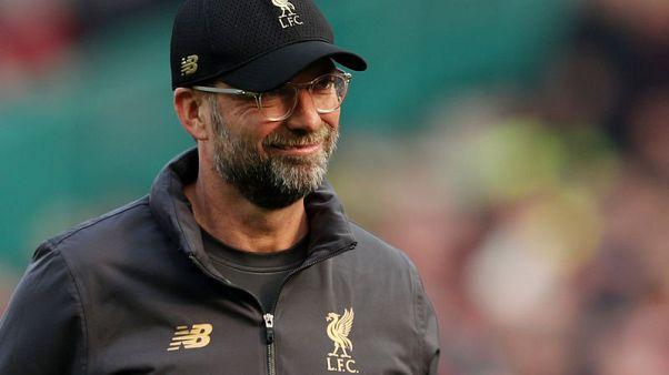 Klopp tells Liverpool fans to get good night's sleep ahead of game