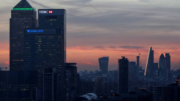 Trading slips away from London ahead of Brexit