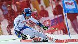 Ski alpin: Vlhova remporte le géant de Spindleruv Mlyn, Worley abandonne le globe